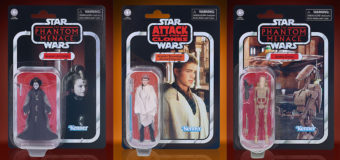 Prequel TVC Figure Wave