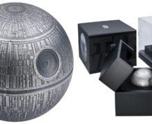 1kg Silver Death Star From NZ Mint