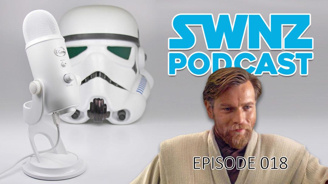 SWNZ Podcast episode 018