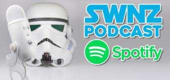 SWNZ Podcast on Spotify