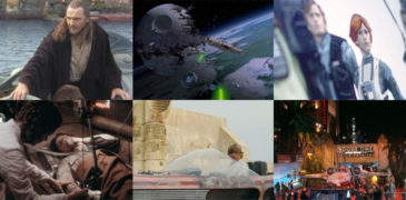 Bonus Star Wars Material on Disney+