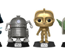 Latest Star Wars Concept Series Pop! Figures