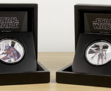 Video – NZ Mint Mando and IG-11 Silver Coin Unboxings