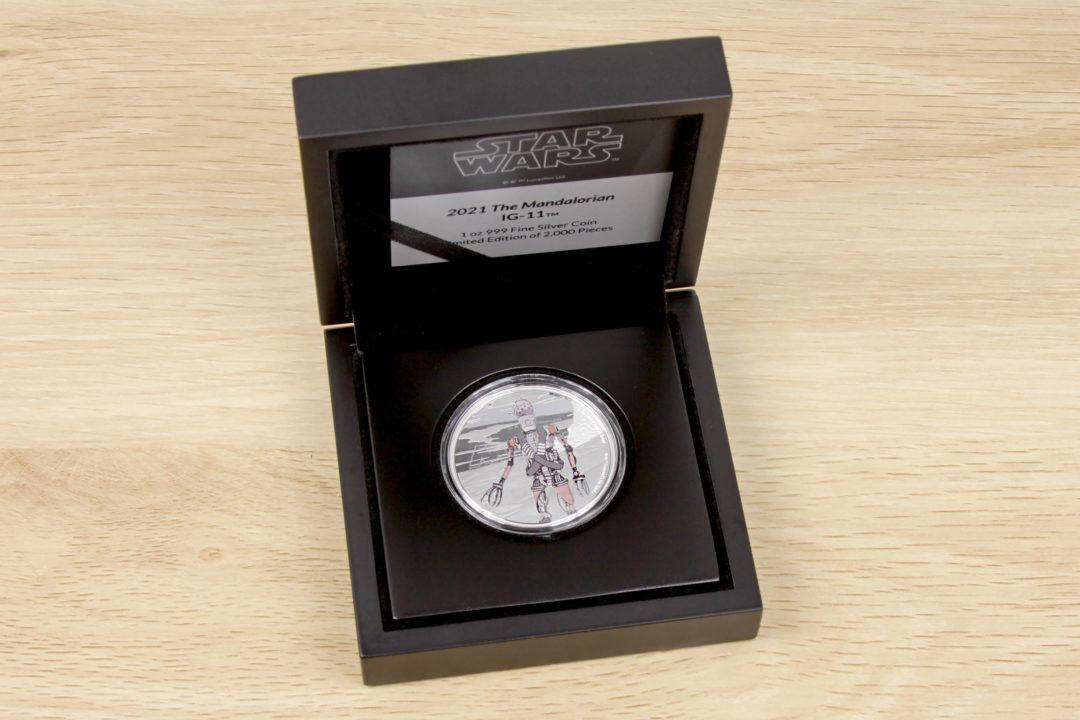 NZ Mint 1oz Silver Coins - IG-11