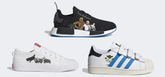 New Adidas Kid's Shoes