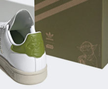 Adidas Stan Smith Yoda Sneakers