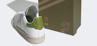 Adidas Stan Smith Yoda Sneakers