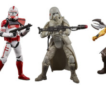 Exclusive Black Series Figures at EB Games