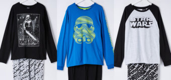 New Star Wars Kid's Pyjamas at Farmers