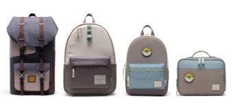 Mandalorian Bags from Herschel Supply Co