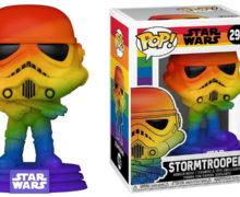 Funko Pop! Rainbow Pride Stormtrooper