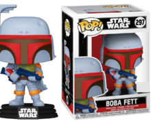 Pop! Vinyl Boba Fett – Vintage Figure Colouring