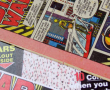 Video – Star Wars Comics in the New Zealand Woman's Weekly