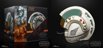 Wedge Antilles Black Series X-Wing Helmet Shipping Now