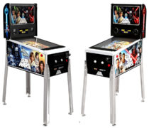 Arcade1Up Star Wars Virtual Pinball Machine