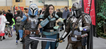 Video – Star Wars Costumes at Tauranga Armageddon