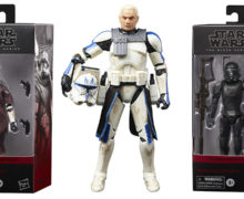 New Bad Batch TBS6 Figures at EB Games
