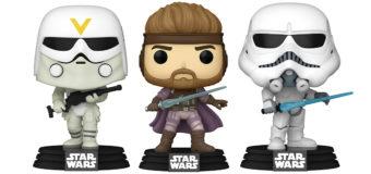 More McQuarrie Concept Star Wars Funko Pops