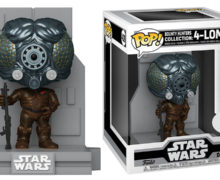 Deluxe Bounty Hunter Collection 4-LOM Pop Figure Preorder