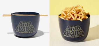 Star Wars Noodle Bowl