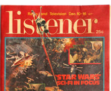 Did You Know… 1977 Star Wars Coverage in Listener Magazine