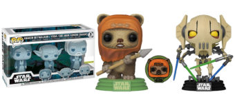 New Exclusive Funko Pops at Mighty Ape