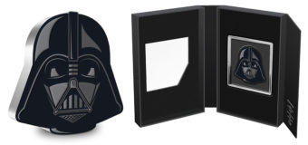 Faces of the Empire NZ Mint Coins – Darth Vader