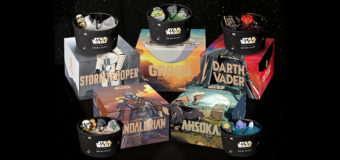 Star Wars Candles from Short Story
