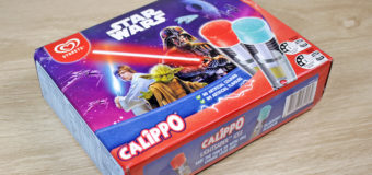 Star Wars Calippo Lightsaber Ice