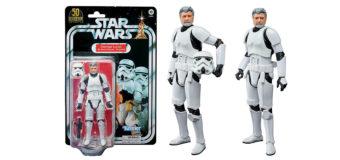 George Lucas (in Stormtrooper disguise) 6″ Figure