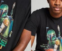 ROTJ Boba Fett T-Shirt at Jay Jays