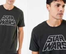 Star Wars Logo T-Shirt at K-Mart