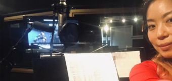 Michelle Ang Recording for Bad Batch S2