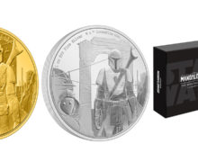 New Mandalorian Classic Coin Line from NZ Mint