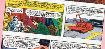 1981 NZWW Comics – Han Solo at Stars' End
