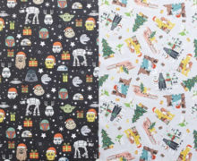 Star Wars Christmas Fabric at Spotlight
