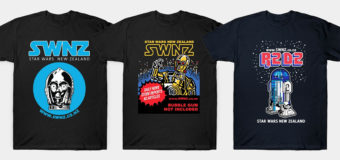 SWNZ Merch Discounted at TeePublic