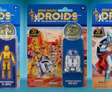 Vintage Droids-Style TVC Fig at The Warehouse