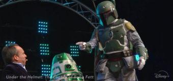 'Under the Helmet' Boba Fett Disney+ Special Teaser