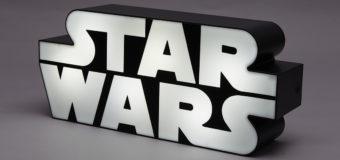 Star Wars Logo Light at K-Mart