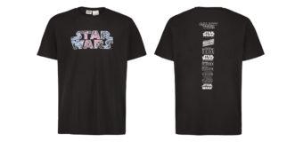 Star Wars Logo T-Shirt at The Warehouse